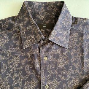 ZEGNA men's dress shirt